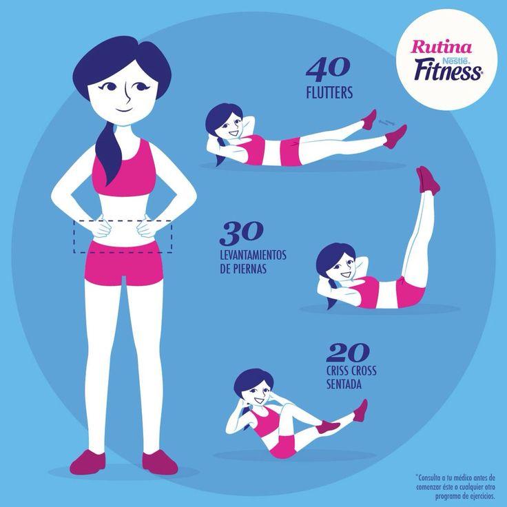 Ejercicios para abdomen bajo #ejerciciosparacintura