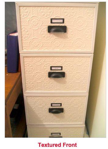 Beautiful Wall File Cabinet System