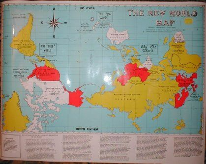 The Christchurch Wizard Invented His Own Map With The World The Right Way Up You Re Country Doesn T Have Its Own Wizard