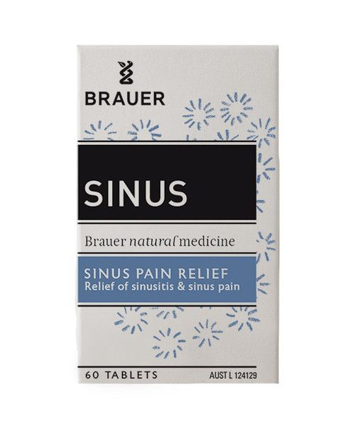 Sinus Tablets 60- Sinus Tablets include ingredients such as Silica and Purple Pasque Flower that are traditionally used in homeopathic medicine to help relieve the symptoms of sinusitis and sinus pain.