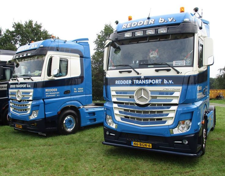 Truckspottertime! Another great picture by Henk de Groot.