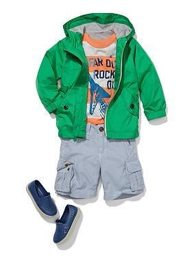 Baby Clothing: Toddler Boy Clothing: Outfits we ♥ New: Spring Break   Gap