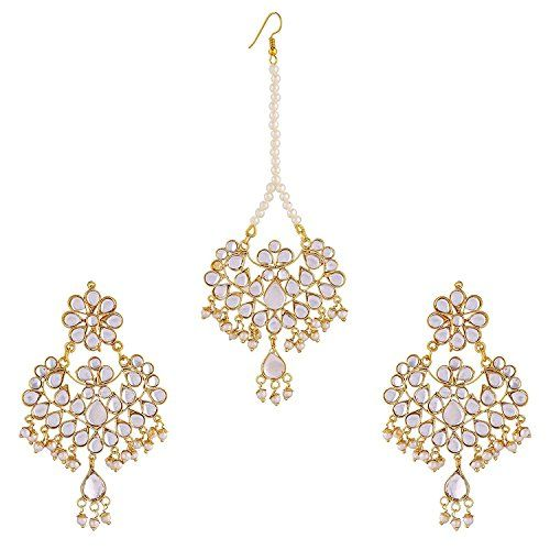 VVS Jewellers Indian Bollywood Gold Plated Traditional Wh... https://www.amazon.com/dp/B0728PDY5L/ref=cm_sw_r_pi_dp_x_SoNpzb7Q61XRF