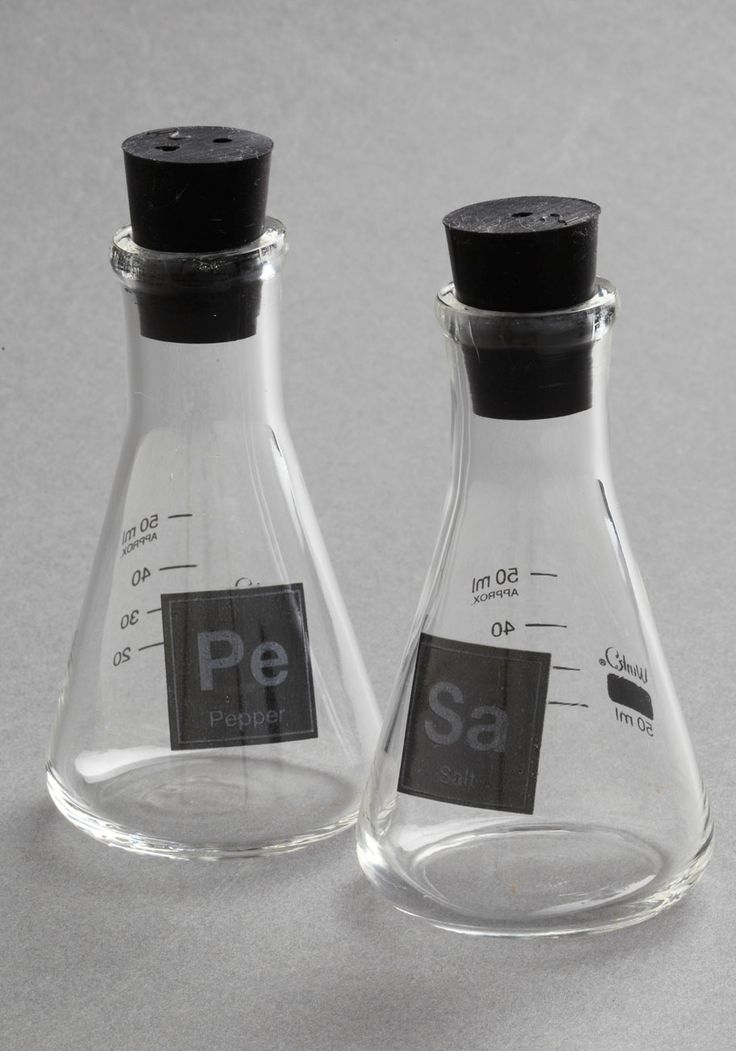 284 best salt pepper shakers etc images on pinterest salt n pepper salt pepper shakers - Chemistry salt and pepper shakers ...