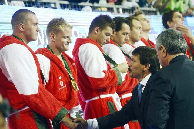 A szerbek az Európa bajnokok, a magyar férfi vízilabda válogatott ezüstérmes