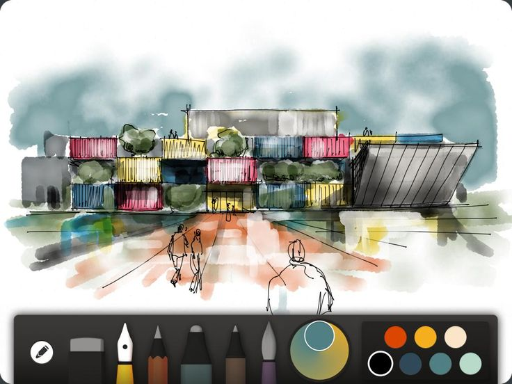 Paper by FiftyThree app - an amazing sketchbook app for the artist in your life. So beautiful!Design Resources, Paper App, Drawing Sketches, Apps, Art, Crafty Inspiration, Drawing App, Fiftythre App, Ipad App