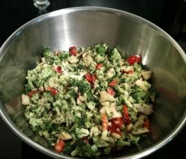 Recipe Broccoli Salad by kellsbells1977 - Recipe of category Side dishes