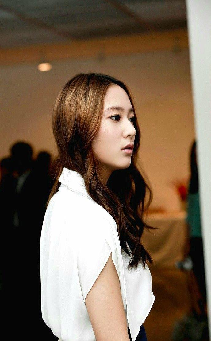 Krystal Jung f(x) #krystal #fx #sm #brownhair