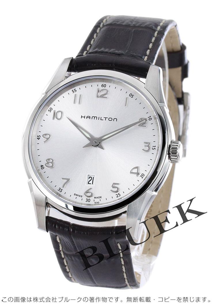 【ハミルトン】【H38511553】【HAMILTON JAZZMASTER】【腕時計】【新品】。ハミルトン HAMILTON ジャズマスター シンライン メンズ H38511553