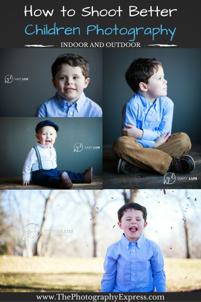 How to shoot better children photography indoor and outdoor - The Photography Express