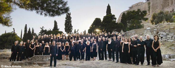 «Ένα γερμανικό ρέκβιεμ» Κρατική Ορχήστρα Αθηνών – Βασίλης Χριστόπουλος