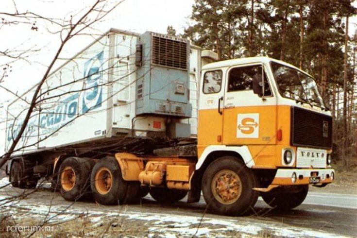 Sovtransavto Volvo F89