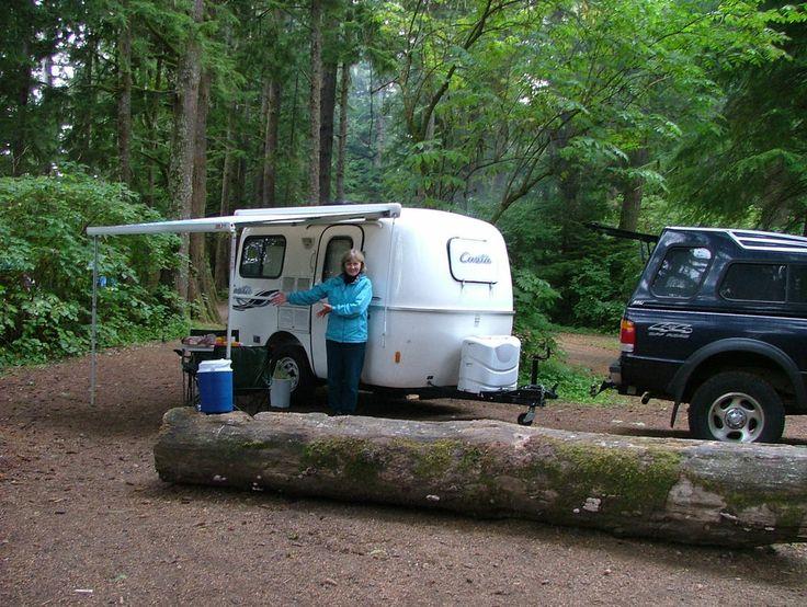 2008 Casita Patriot 13ft Camp Trailer | GLAMpin | Camping ...