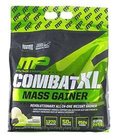 Muscle Pharm Combat XL Mass Gainer Powder, Vanilla, 12 Pound  Check It Out Now     $39.52    With more of what you need and less of what you don't, the new Muscle Pharm Black Label Combat Gainer is the go-to fo ..  http://www.healthyilifestyles.top/2017/03/10/muscle-pharm-combat-xl-mass-gainer-powder-vanilla-12-pound/