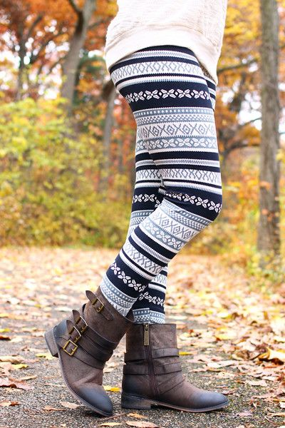 Winter Weather Leggings (like these but you can prob find it cheaper at rue 21)