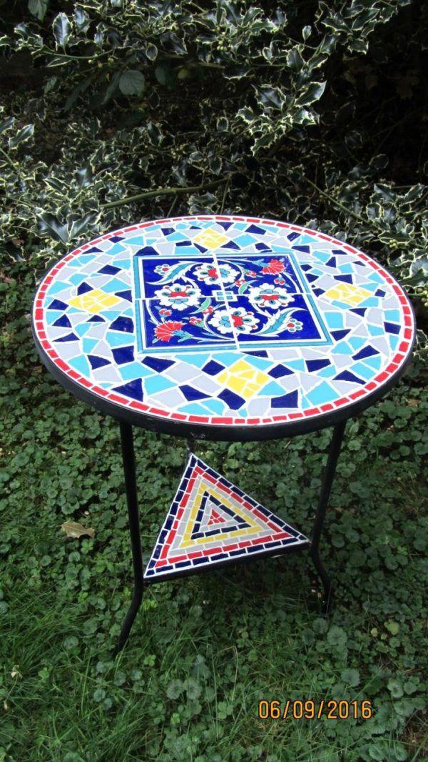 Elegantes Mosaik Vorlagen Tisch Pin Von Nicole 13