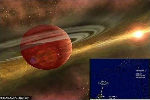 목성 11배 초거대 행성, 기존이론 뒤집은 크기에 학계도 당황