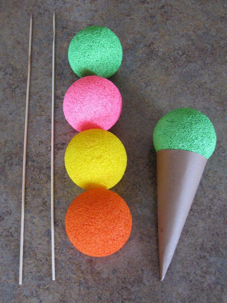 SINGING TIME IDEA: Ice Cream Singing Time