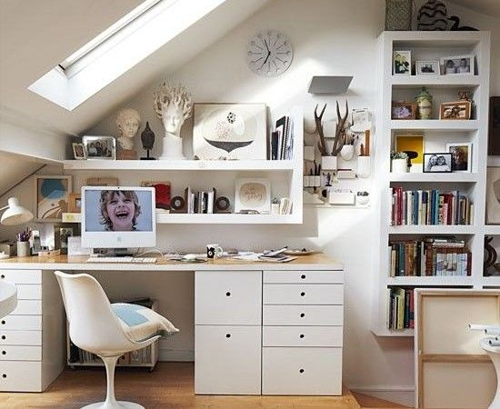 How to make a loft conversion your favourite room in the house | How to style a loft conversion | interiors | decorating ideas | redonline.co.uk - Red Online