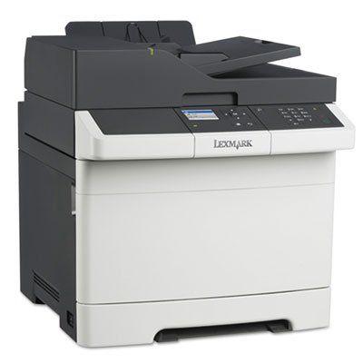 cx310dn multifunction color laser printer copyfaxprintscan sold as