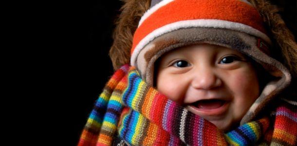 Весенний гардероб ребенка: что одевать?
