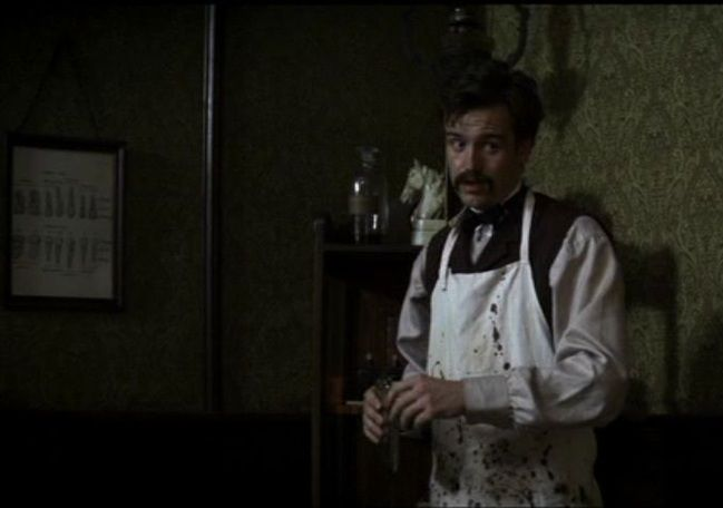 """Jamie Thomas King as Doc Holliday in """"The Legend of Hell's Gate: An American Conspiracy"""""""