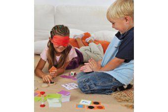 Hra Sensino - námety na konkrétne párové či skupinové hry v prostredí materskej školy. Inšpirácie na hry z pera učiteľky.
