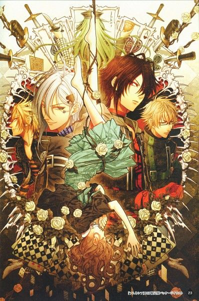 #Amnesia anime is so shoujo I can puke but this fanart ROX bottom