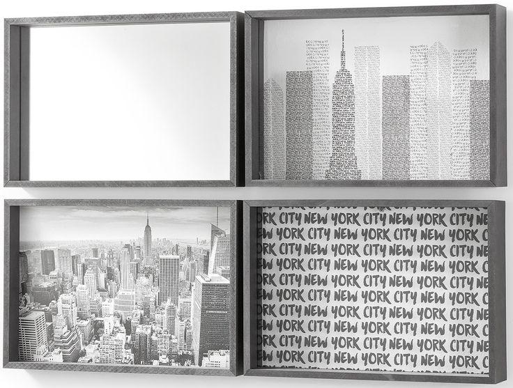 Pi di 25 fantastiche idee su specchio con cornice in for Cornice profonda