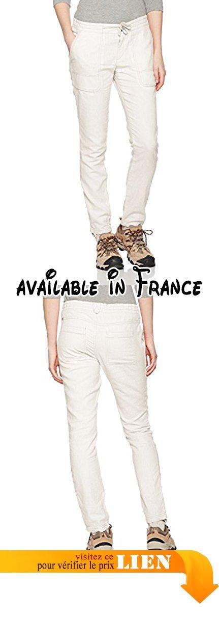 B01N6MMXYC : Columbia Summer Time Pantalon Femme Chalk FR : M (Taille Fabricant : M). 1 unités de cet article soldée(s) à partir du 10 janvier 2018 8h (uniquement sur les unités vendues et expédiées par Amazon). Taille partiellement élastique. Cordon de serrage à la taille. Taille mi-haute. Poches latérales. Poches arrières #Sports #SPORTING_GOODS
