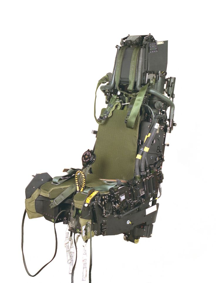 Mk16 Eurofighter Ejection Seat. Over 440 Eurofighter seats currently in service.