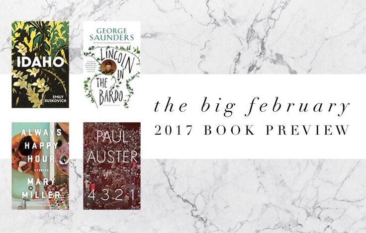 The Big February 2017 Book Preview