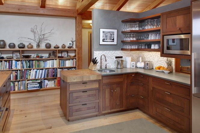 Cool Touches In The Kitchen A Cutting Surface Of