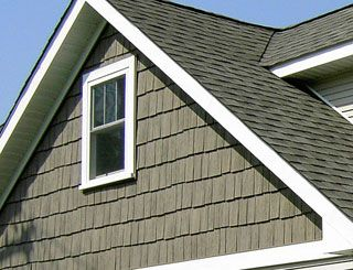 Cedar Shake Vinyl Siding Ideas Vinyl Siding Cross