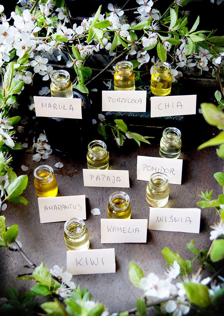 Lili Naturalna - kreatywnie i inspirująco z nutą natury!: Wiosenne nowości w olejowym świecie