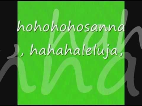 Ho Ho Ho Hosanna