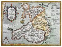 Digital Maps - Mapping the March of Wales