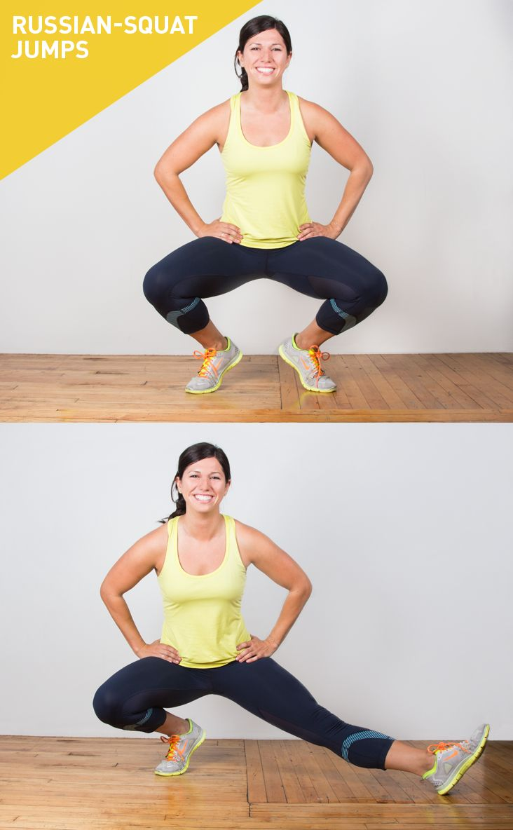 40 different types of squats! [ CaptainMarketing.com ] #fitness #online #marketing
