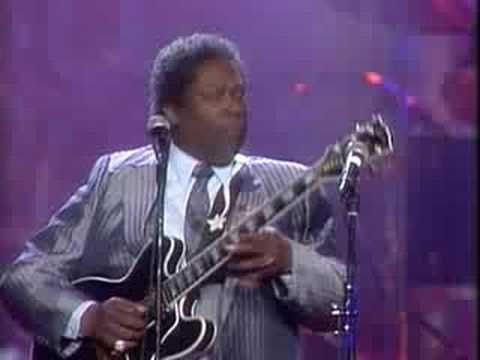 "▶ BB King - Let The Good Times Roll (From ""Legends of Rock 'n' Roll"" DVD) - YouTube"
