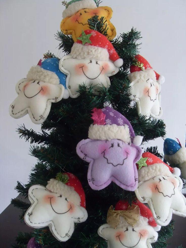 M s de 25 ideas nicas sobre bordado navidad en pinterest for Adornos navidenos mercadolibre