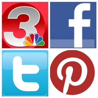 After topping 60,000 Facebook fans, Channel 3 joins Pinterest - WRCBtv.com | Chattanooga News, Weather & Sports