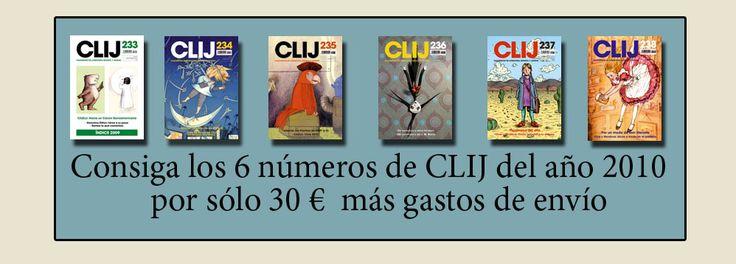 CLIJ | Cuadernos de literatura infantil y juvenil