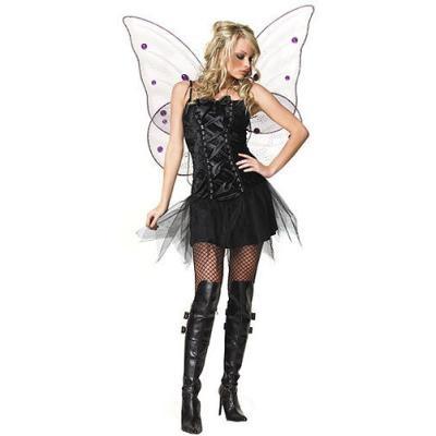 Dark Fairy Costume - Black Fairy Costumes