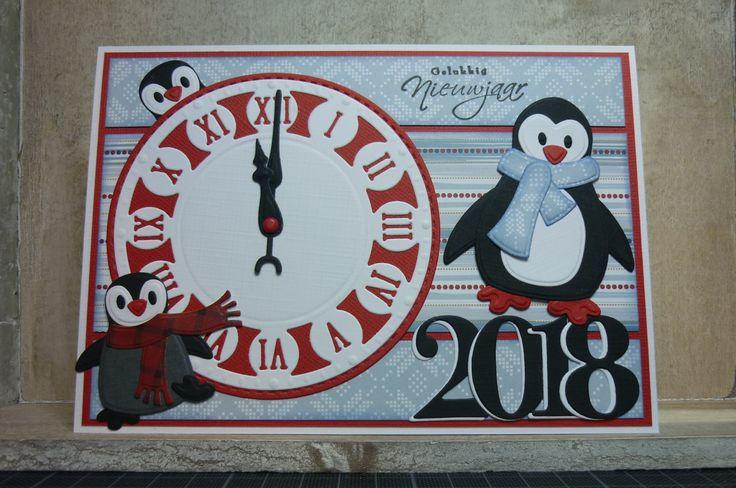Hallo Allemaal, Het is alweer de eerste donderdag van januari en al bijna weer voorbij. Dat betekent weer een kerstkaart voor 52WTC (week...