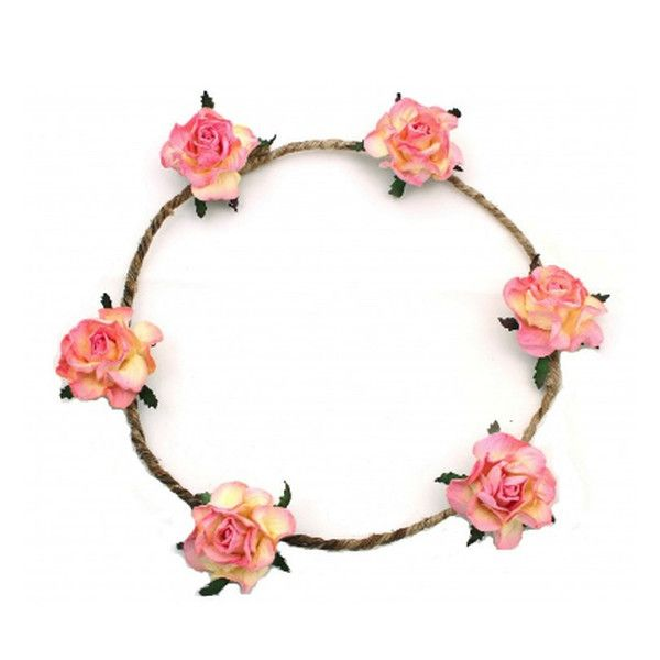 Dolly Bow Bow | Jewellery, Floral Crowns and Hair Accessories ($14) ❤ liked on Polyvore featuring accessories, hair accessories, flower garland, flower crown, jeweled hair accessories, floral garland and floral crown