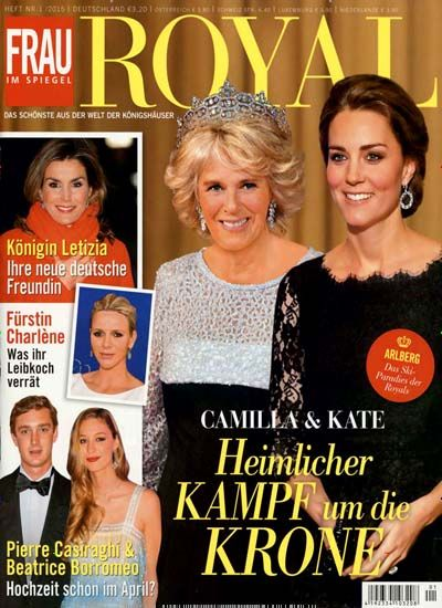 Frau im Spiegel Royal im Abo im führenden Online-Kiosk auf Pressekatalog.de bestellen. Frau im Spiegel Royal erscheint 6-mal im Jahr.