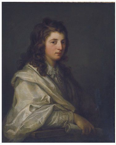 Captain Thomas Read, 1780, Kauffman, Angelica, Oil on canvas. Bequeathed by Claude D. Rotch. l Victoria and Albert Museum