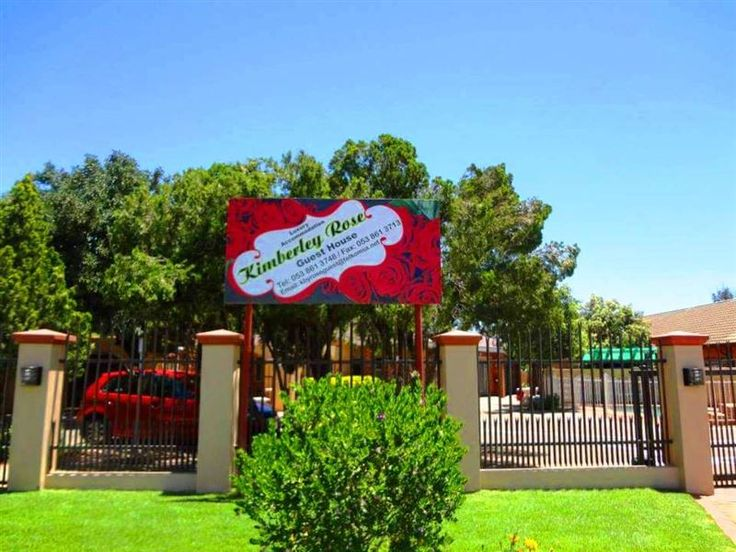 Kimberley Rose Guesthouse - Kimberley Rose Guesthouse is situated in a quiet neighbourhood, close to The Big Hole and shopping centres.  We offer eight luxury guest rooms including one for paraplegic needs, all with private entrances ... #weekendgetaways #kimberley #diamondfields #southafrica