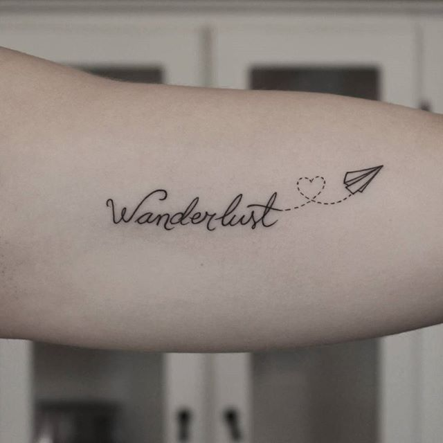 35 travel tattoo ideas