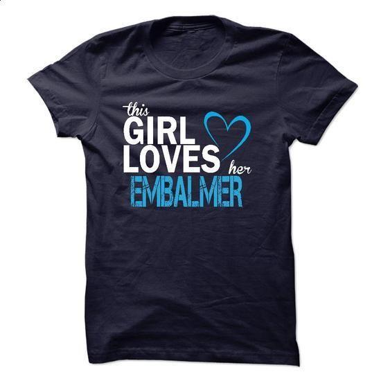 EMBALMER - #t shirt creator #make your own t shirts. BUY NOW => https://www.sunfrog.com/LifeStyle/-EMBALMER-26675050-Guys.html?60505